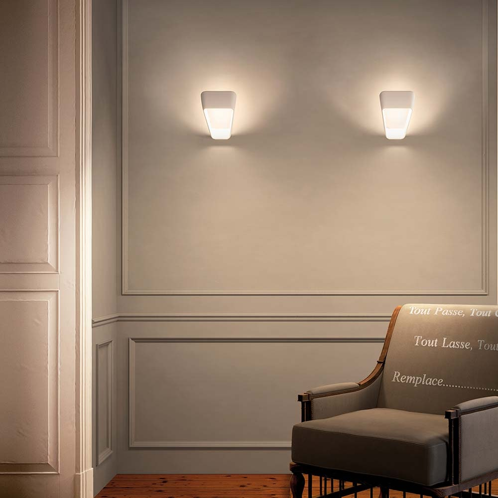 Kundalini LED Wandleuchte Frame Dimmbar 2