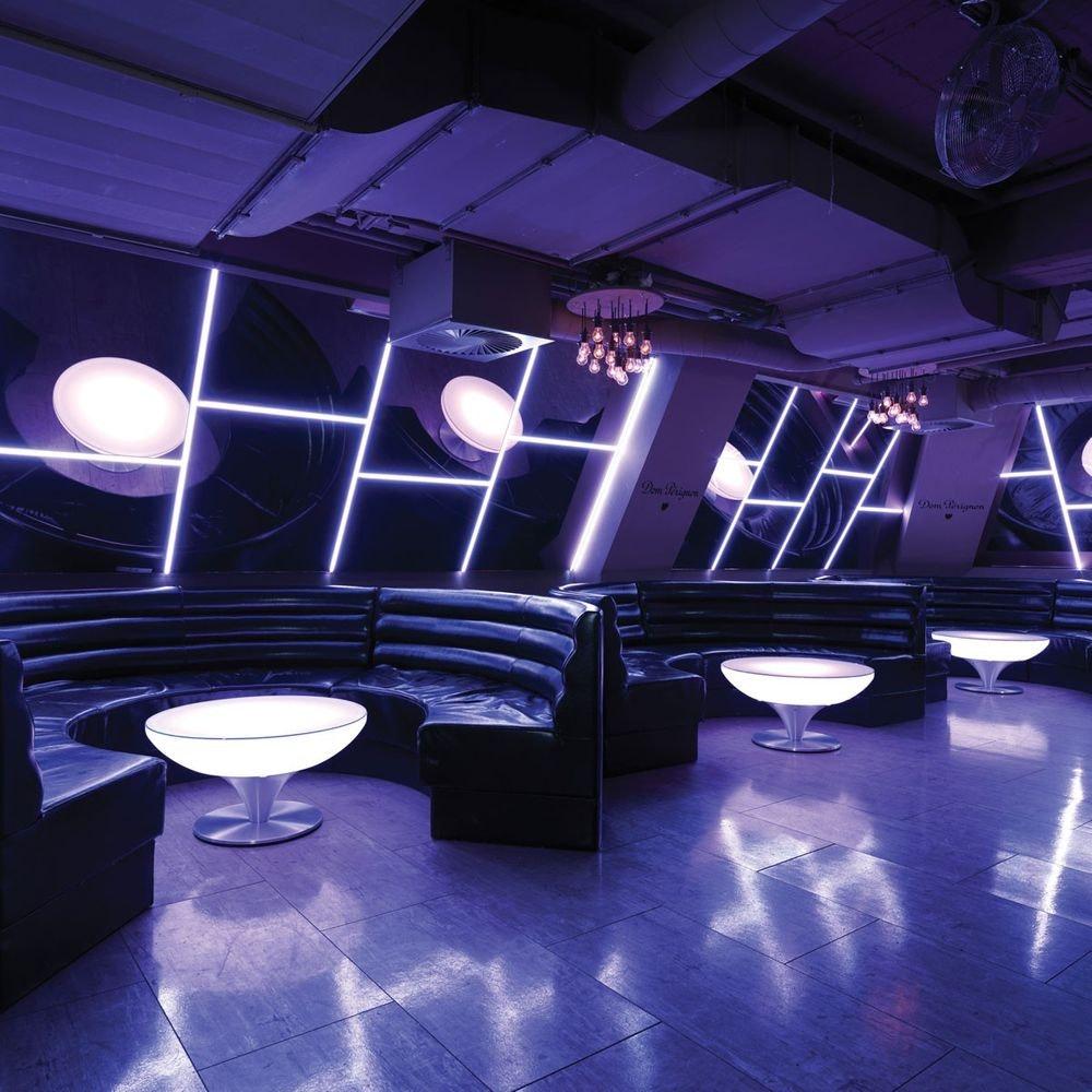 Moree Lounge Table LED Tisch Pro mit Akku 45cm 3
