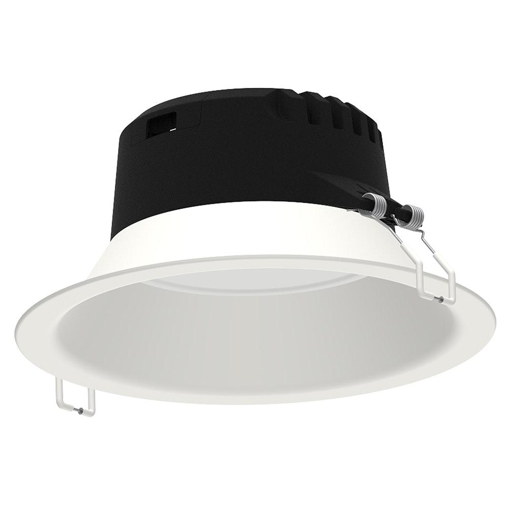 Mantra Medano LED-Einbau-Downlight Weiß Groß 1