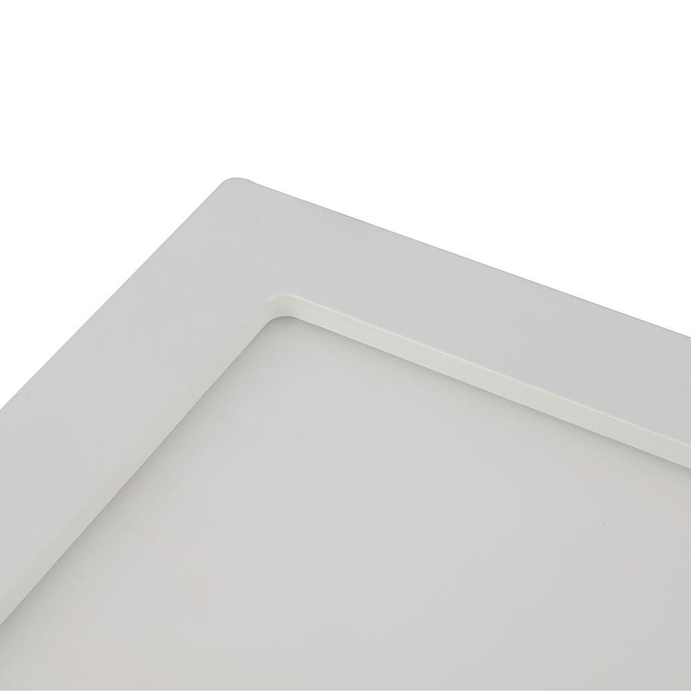 LED Deckenleuchte Svenja Weiß, Opal 7