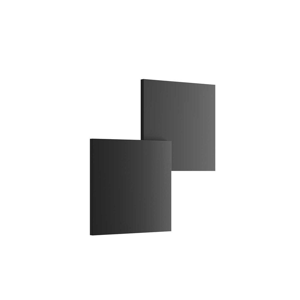 Studio Italia Design Puzzle Double eckig 30cm LED Wand- & Deckenleuchte thumbnail 5