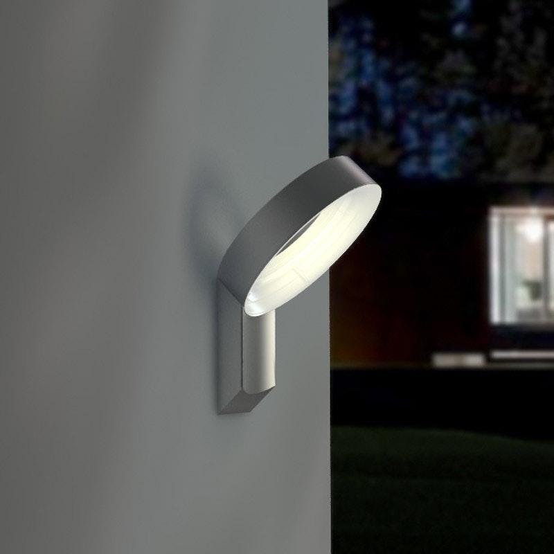 Meridian LED-Außenwandleuchte IP44 800lm Anthrazit thumbnail 4