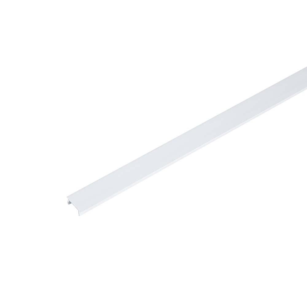 SLV Cover 1-Phasen-Schienen Abdeckung 2m Weiß