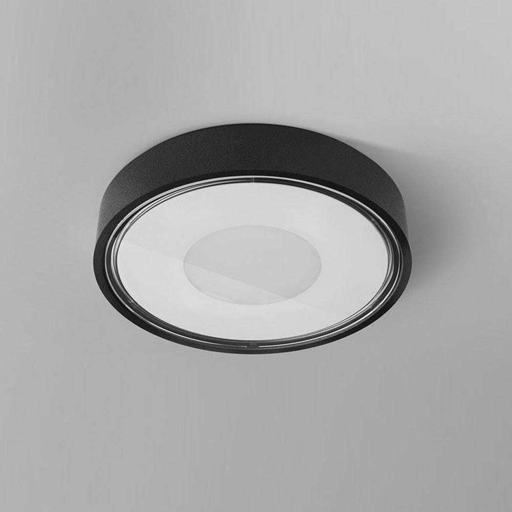 Panzeri Box Mini-Außen Deckenlampe mit LED