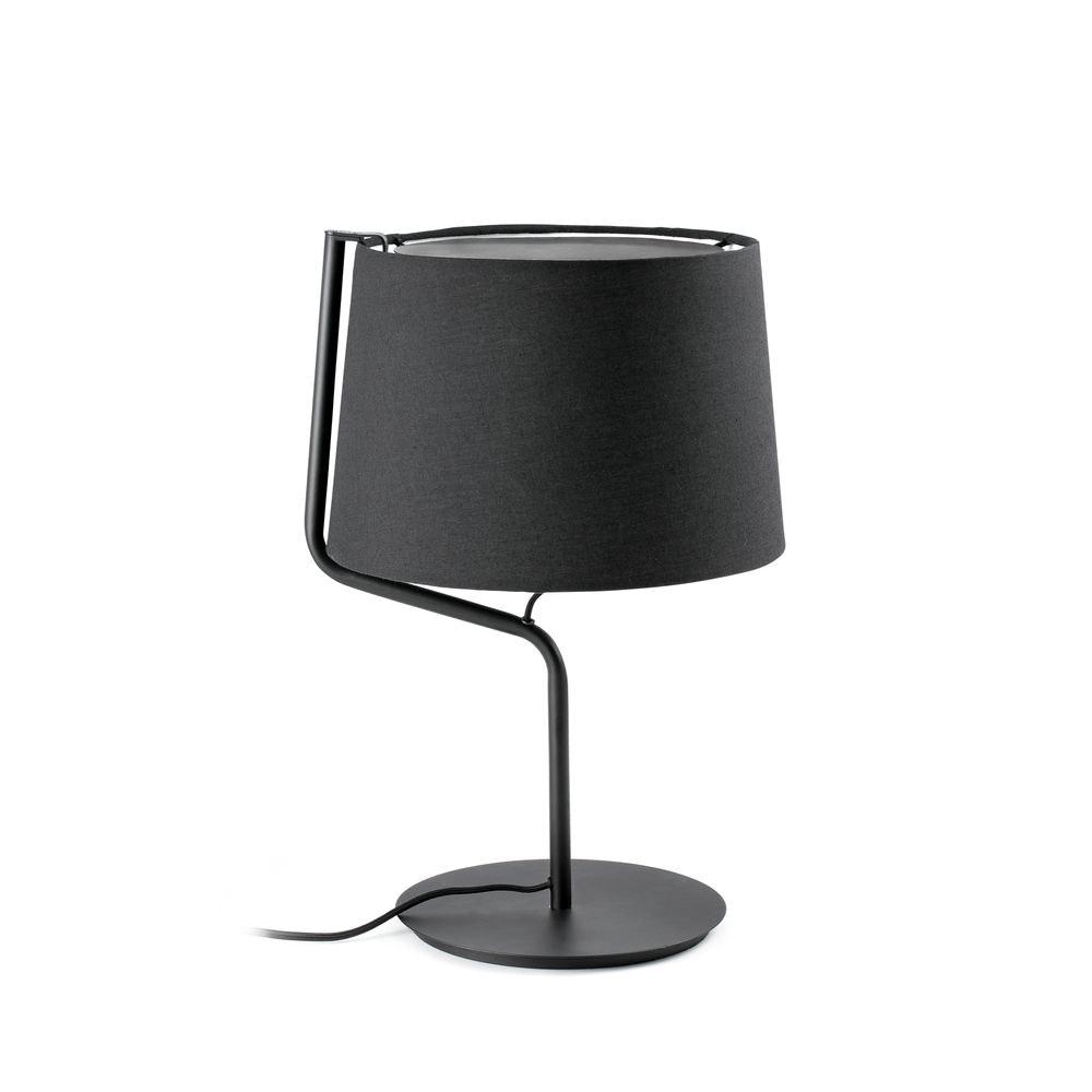 Tischleuchte BERNIE IP20 Schwarz 1