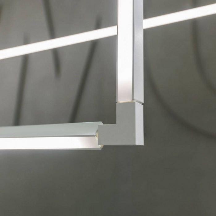 Nemo Spigolo Vertical LED Hängelampe 114x58cm  thumbnail 5