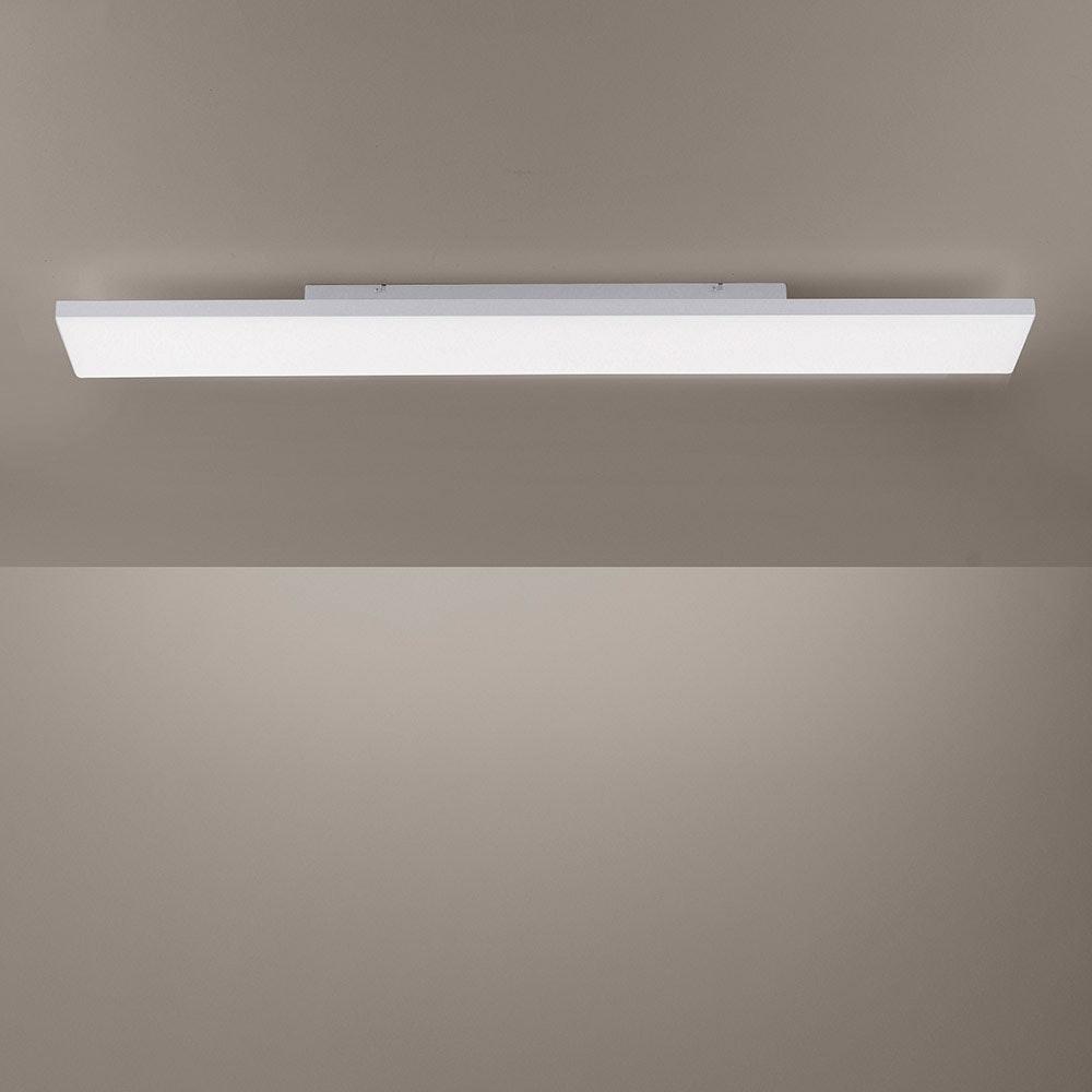Q-Flat 2.0 rahmenloses LED Deckenlampe 100 x 10cm CCT + FB Weiß thumbnail 4