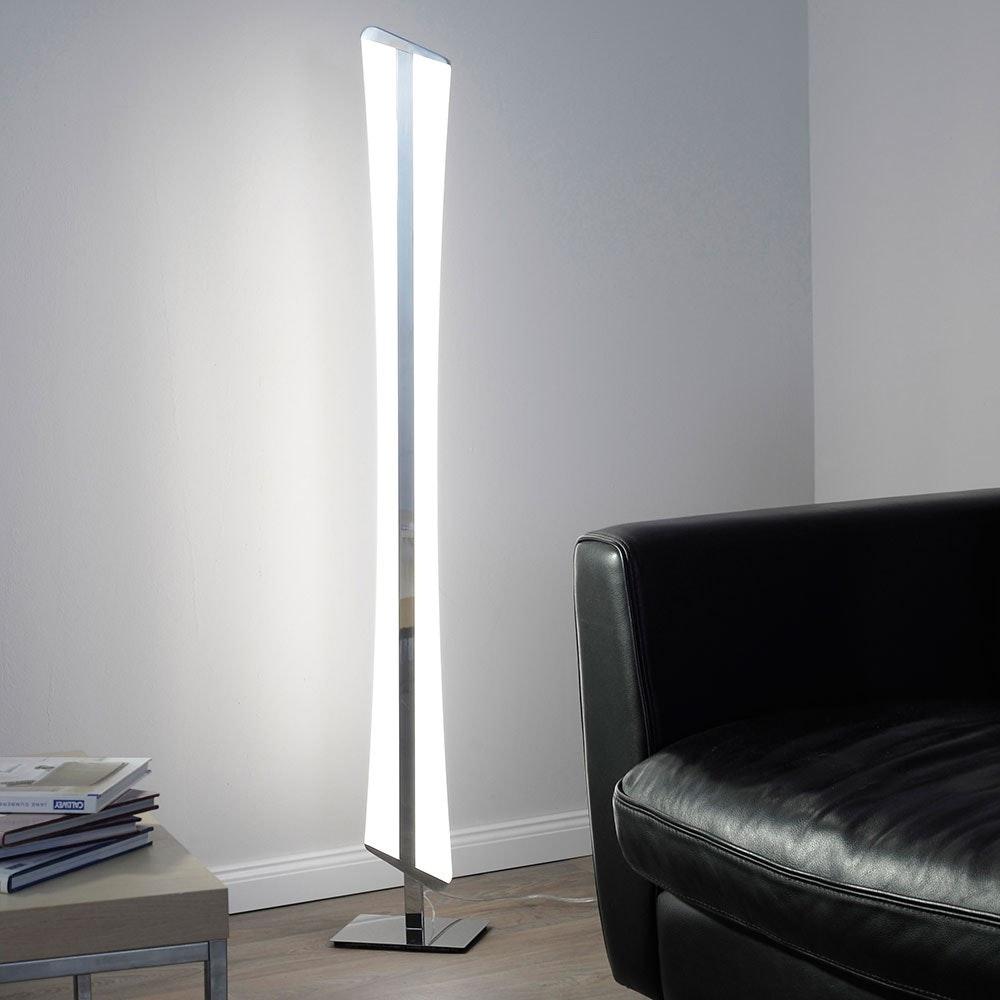 LED Stehleuchte Q-Riller RGBW