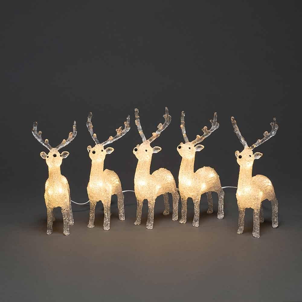 Tierische LED Lichterkette für Außen in verschiedenen Ausführungen 1