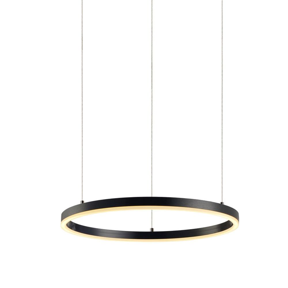 s.LUCE Ring 60 LED-Hängeleuchte 5m Abhängung 9