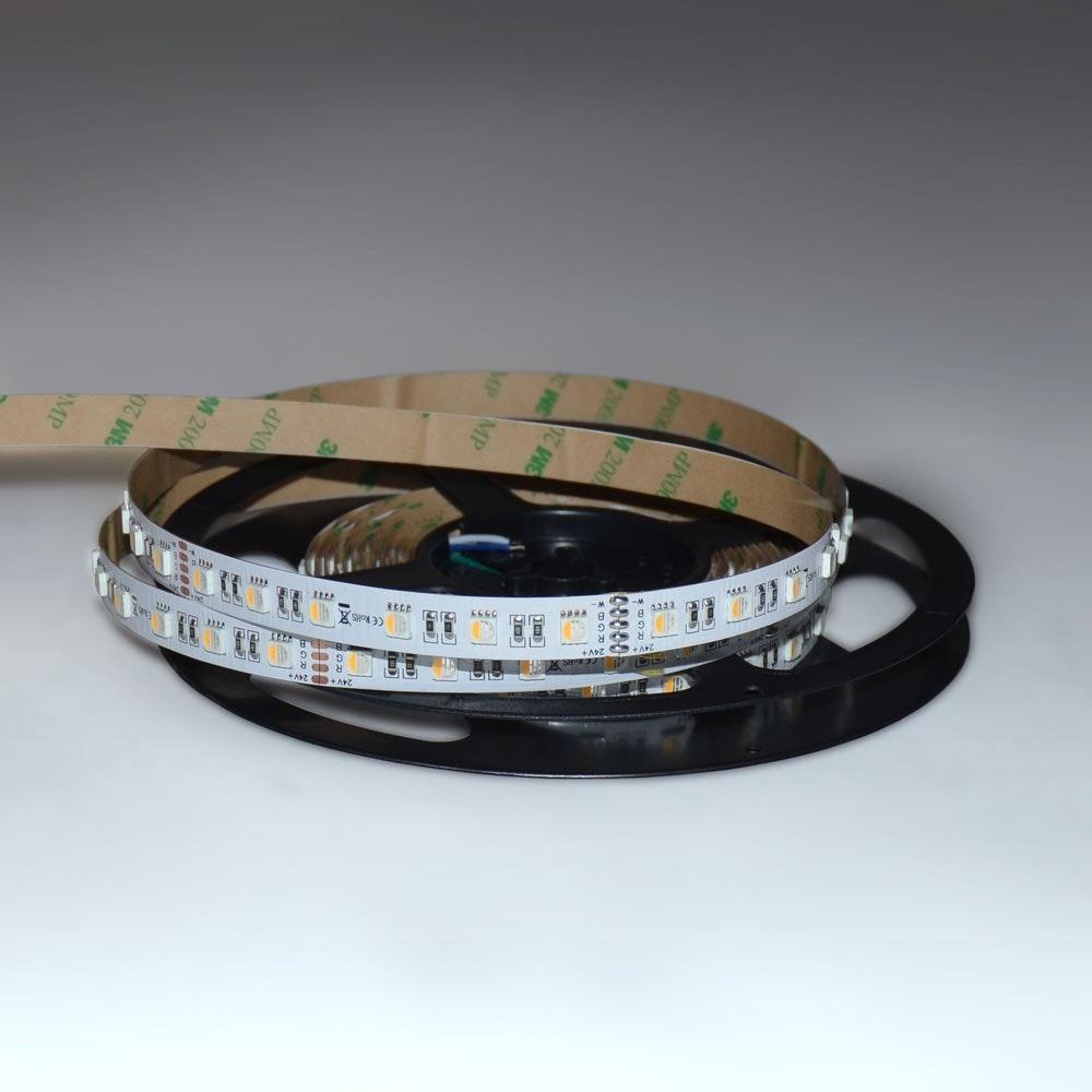 19,2 W/m RGBW Warmweiß 24V 5m LED-Strip IP20 3