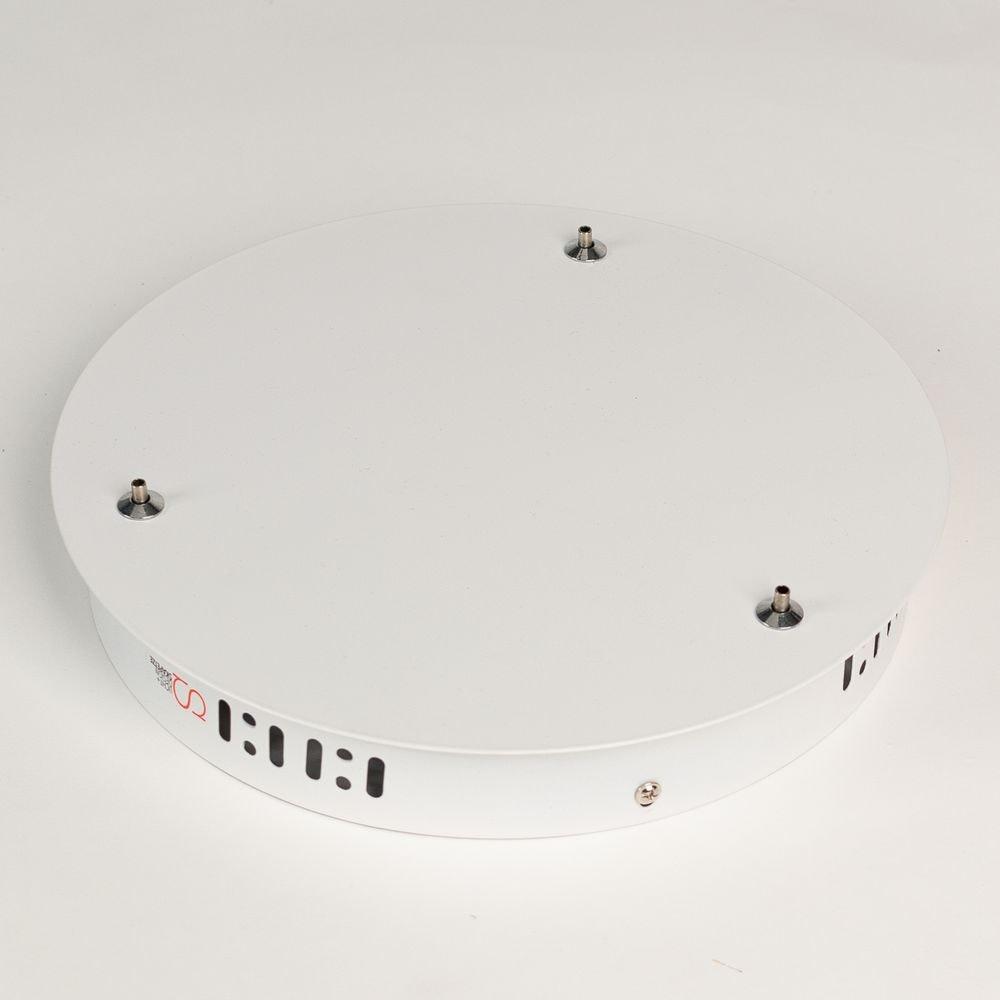 Ersatz-Baldachin 3-fach Ø 27cm für s.LUCE Ring-Serie 2