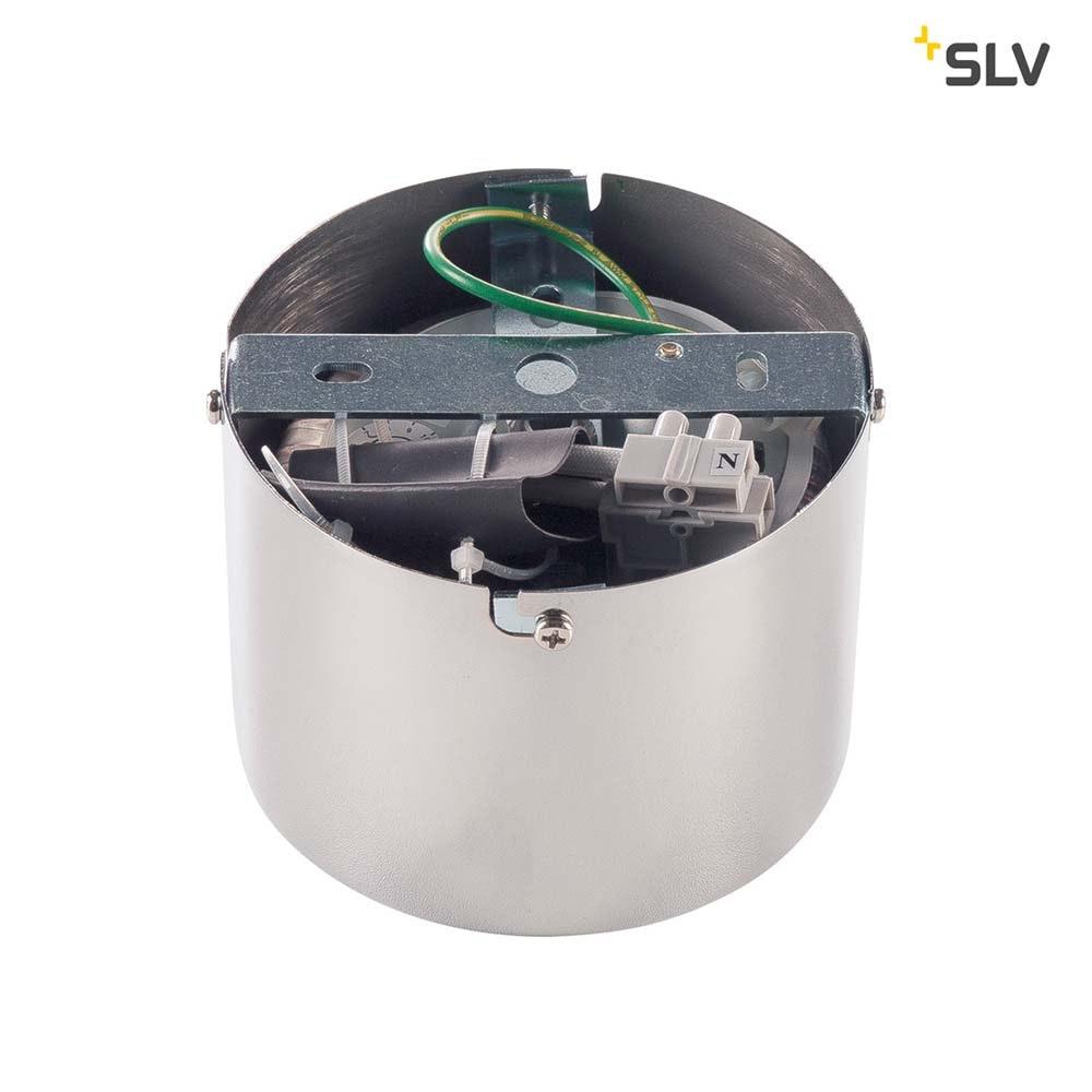 SLV Transformator für Tenseo 12V-Seilsystem Chrom 105VA 2