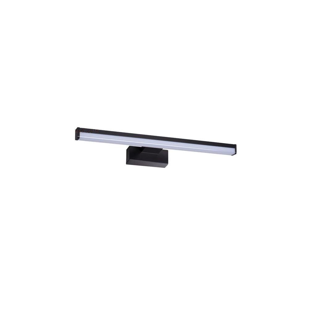 LED Spiegelleuchte Asto 40cm IP44 450lm 4000 Schwarz