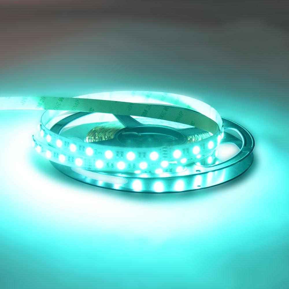 19,2 W/m RGBW Warmweiß 24V 5m LED-Strip IP20 9