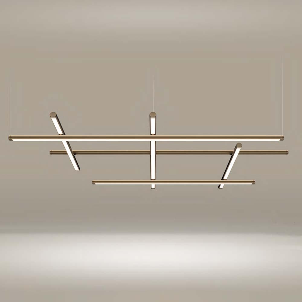 Panzeri Hilow LED-Hängeleuchte 2