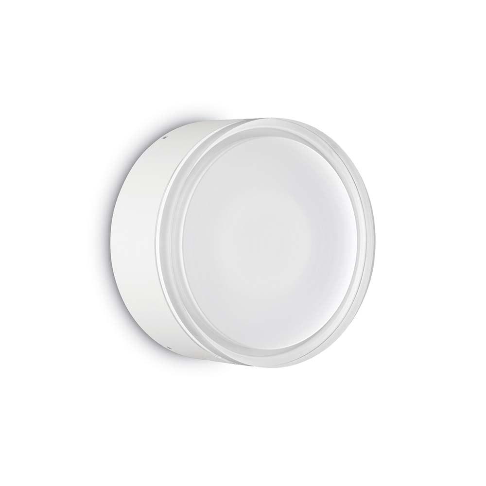 Ideal Lux Deckenleuchte Urano Pl1 Gross Weiß