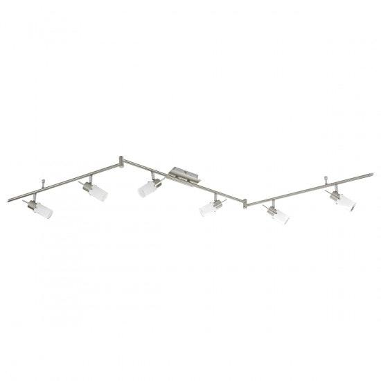Max LED Deckenleuchte Stahl GU10 1