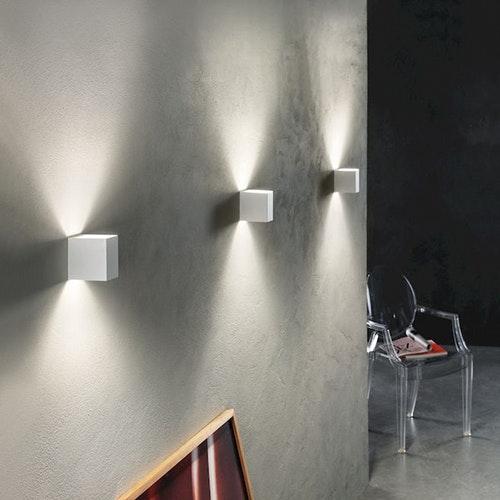 Studio Italia Design Laser 10x10 LED Wandleuchte 1800 lm 2