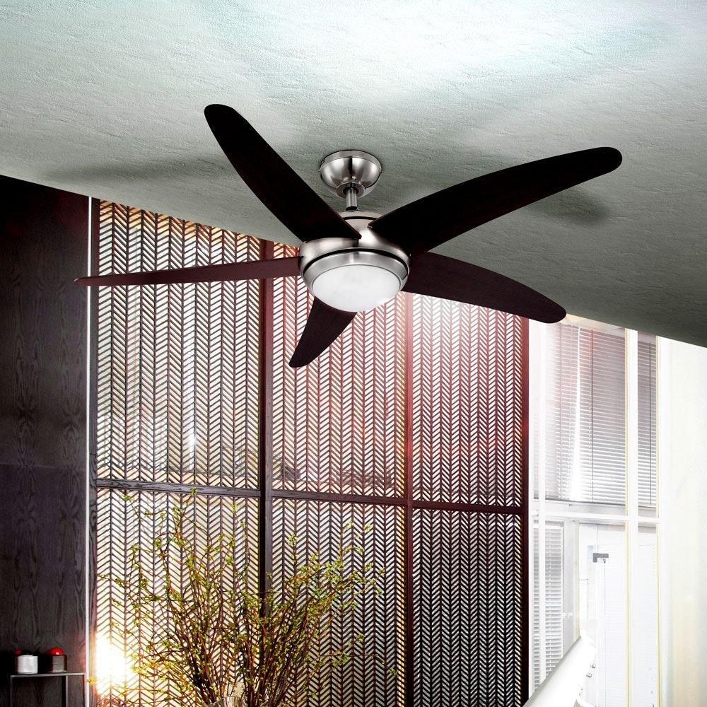 Ventilator Fabiola R7s Nickel-Matt 1