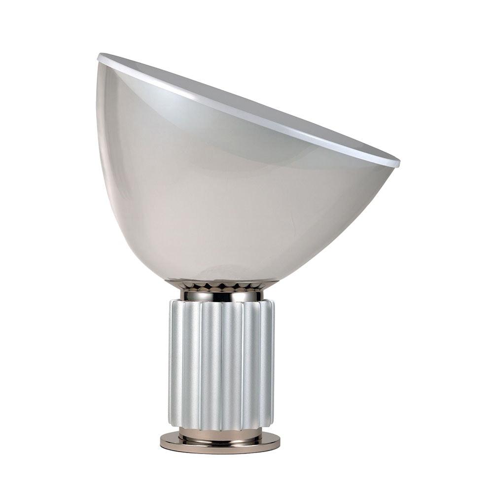 FLOS Taccia LED Tischleuchte mit Reflektor 50cm 5