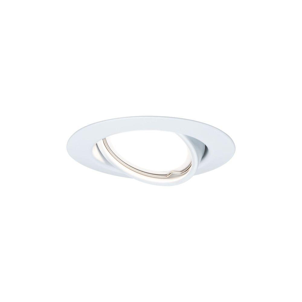 Einbauleuchte LED Base rund GU10 Weiß 1