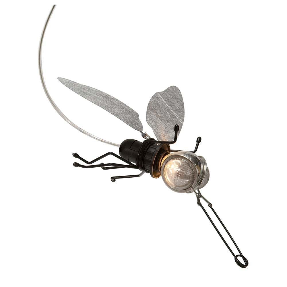 Oligo besondere Wandleuchte Fliege Mademoiselle Filou