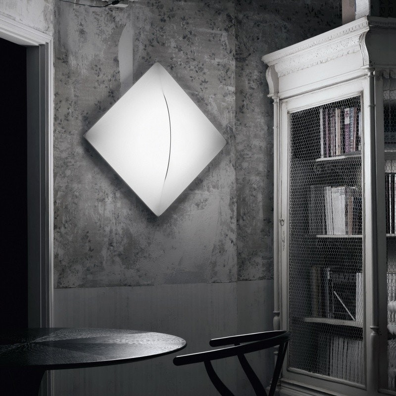 Nemo Saori Q1 Wand- & Deckenlampe 62x62cm 1