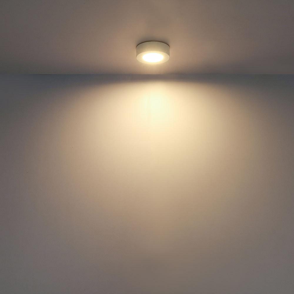 LED Deckenleuchte Paula Weiß, Opal 1