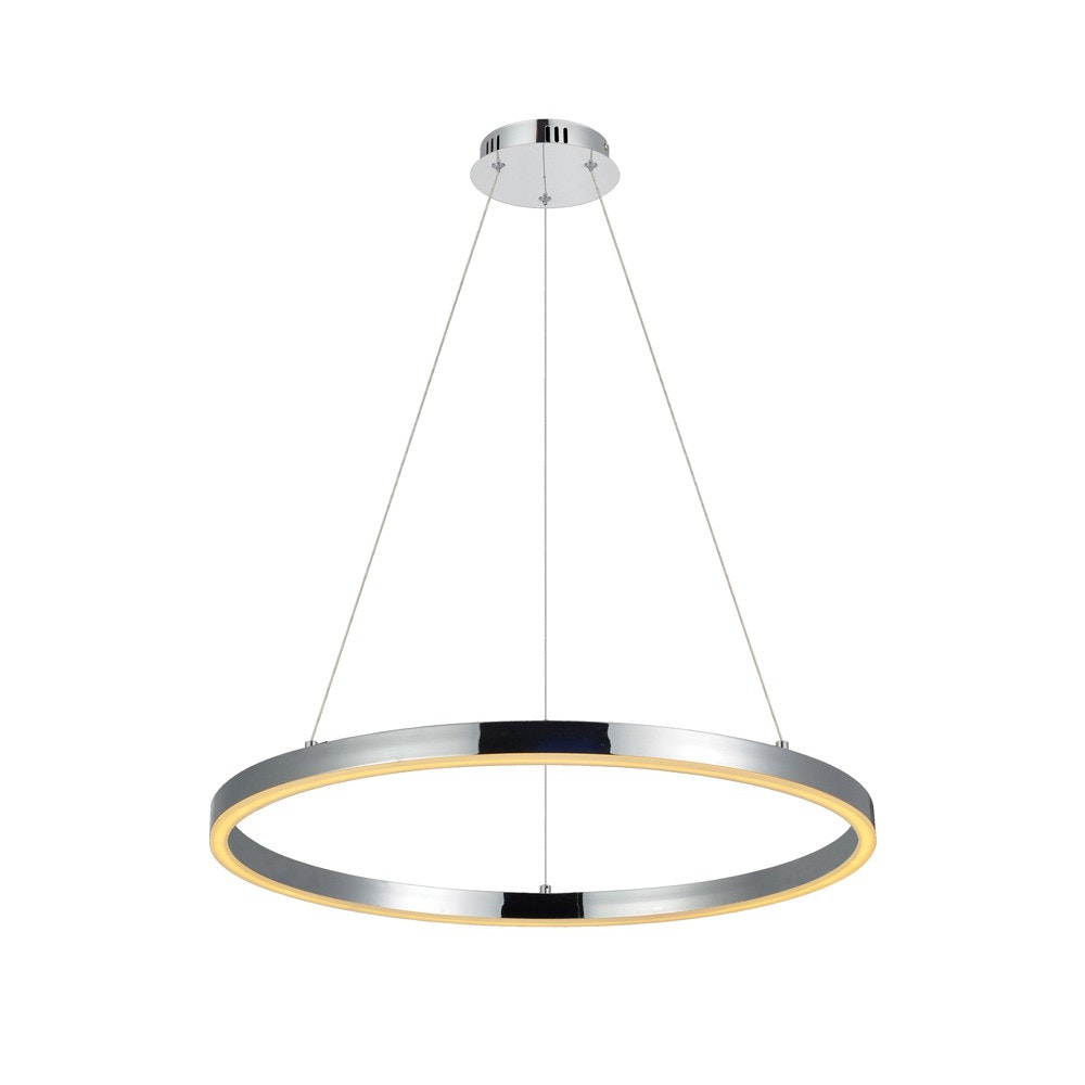 s.LUCE Ring 80 LED Pendellampe Dimmbar 9