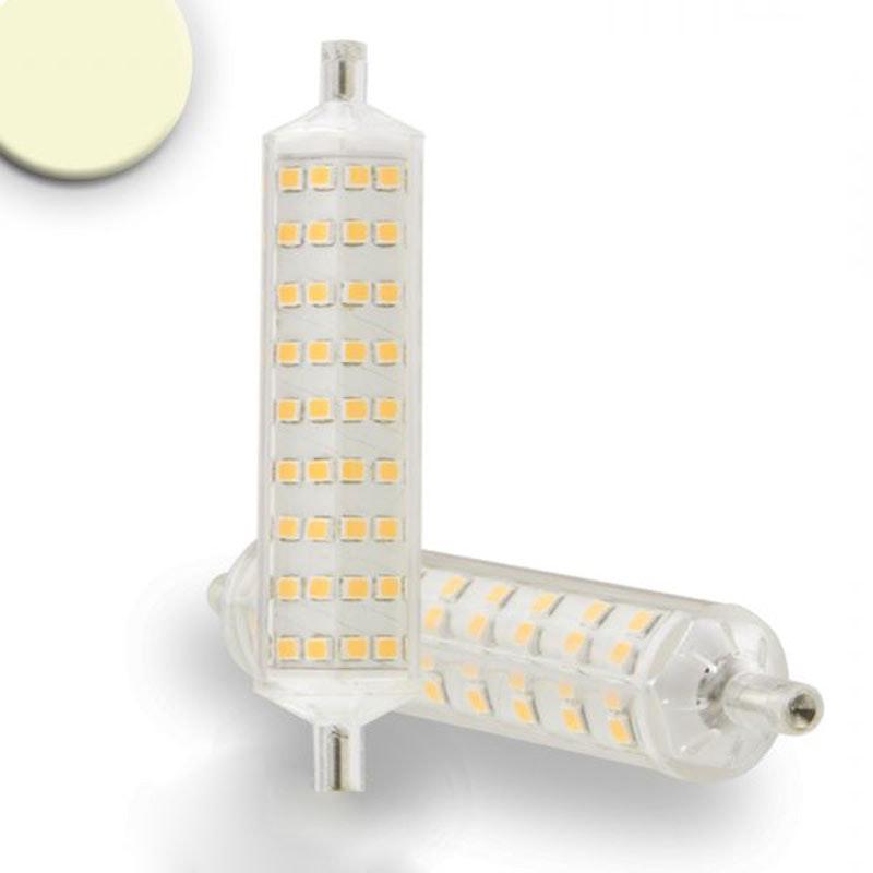 R7s LED Stab warmweiß 118mm 360° 740lm 10W dimmbar