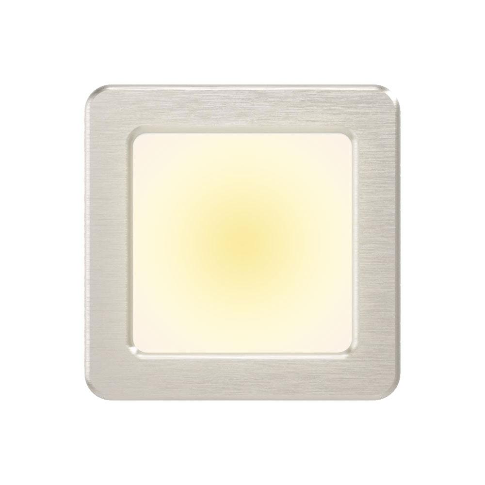 LED-Panel Einbau 600 Lumen 11,5cm eckig 1