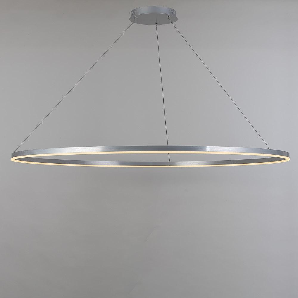 s.LUCE pro LED-Hängeleuchte Ring 3XL Ø 150cm Dimmbar thumbnail 6