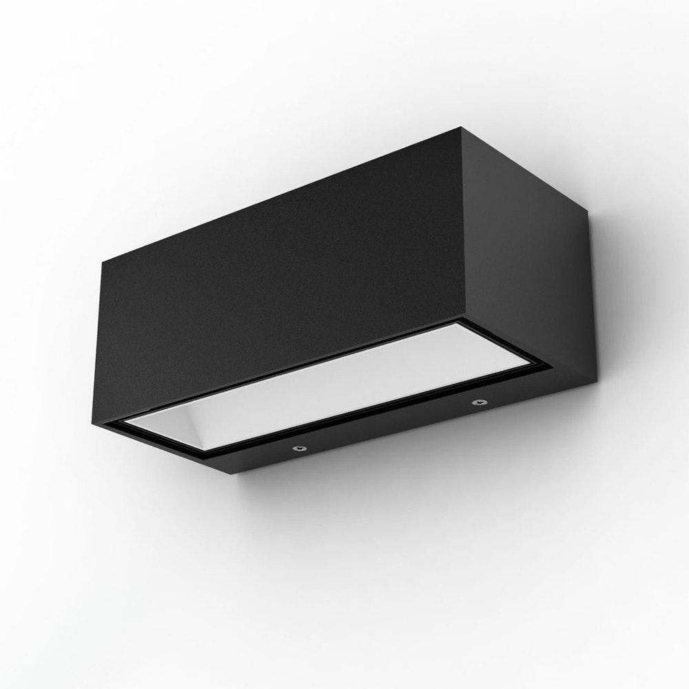 LED Außenwandlampe Gemini IP54 Anthrazit 4