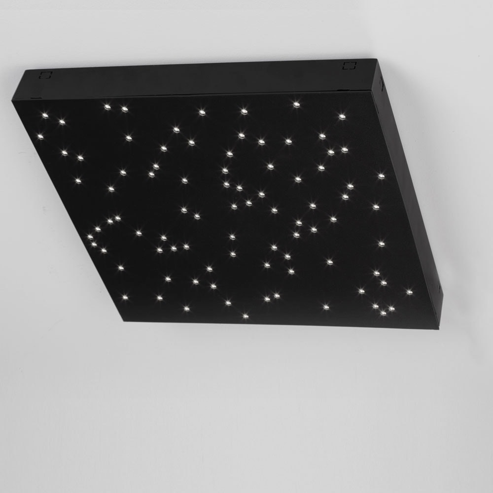 Nova Luce Cielo LED-Sternenhimmel Deckenlampe mit Fernbedienung 1