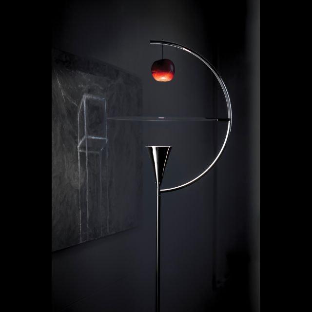 Nemo Newton LED Stehlampe mit Fussdimmer thumbnail 3