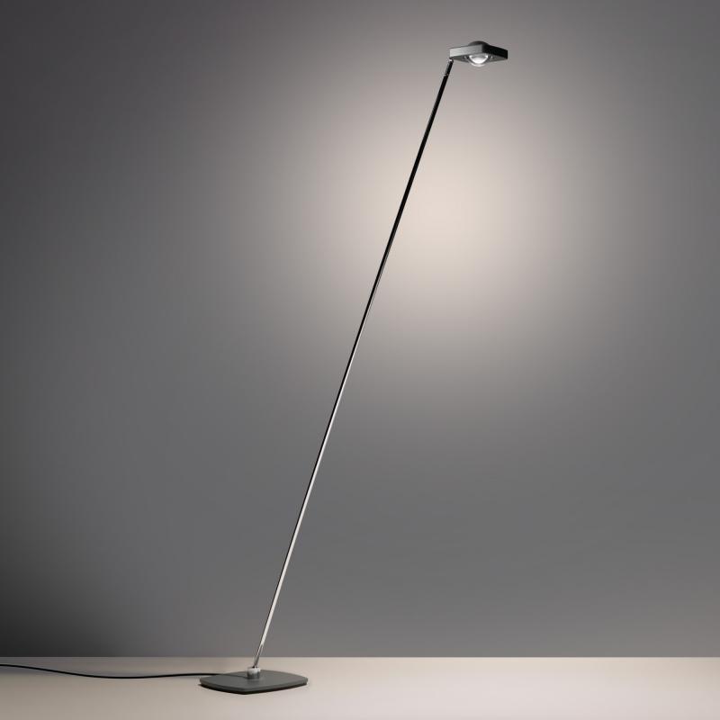Oligo LED Stehleuchte Kelveen mit Berührungsdimmer 90° Graphit-Matt 3