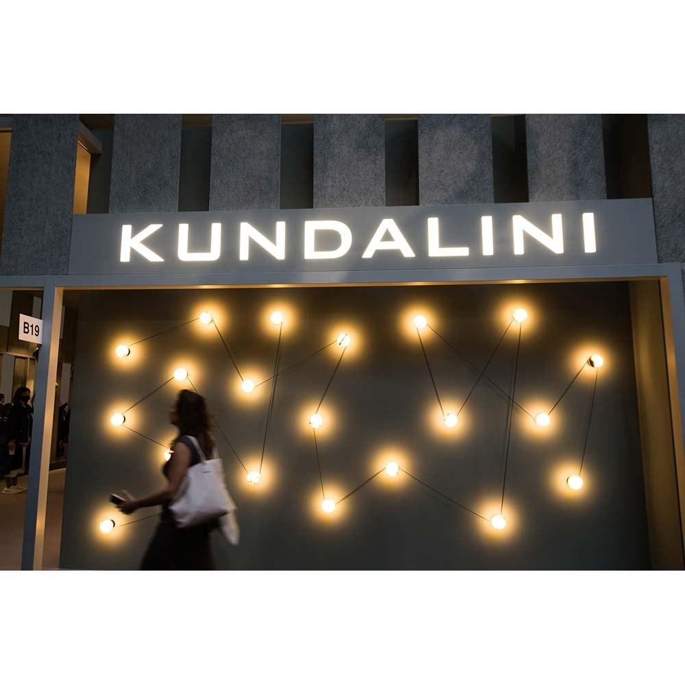 Kundalini LED-Wandleuchte Azou 7-flammig Dimmbar 8