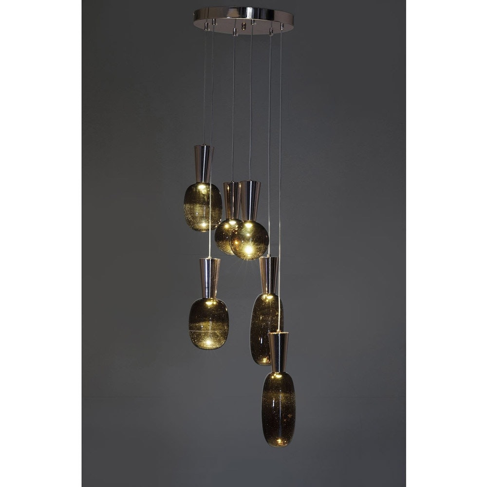 KARE LED Hängeleuchte Glass Goccia 2