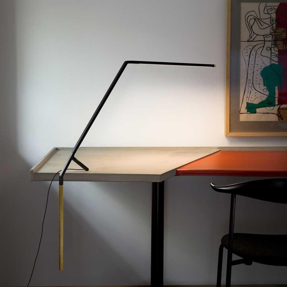 Nemo Bird LED Tischlampe mit Gestensteuerung  1
