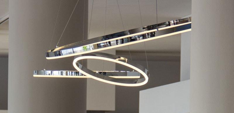LED-Hängelampen