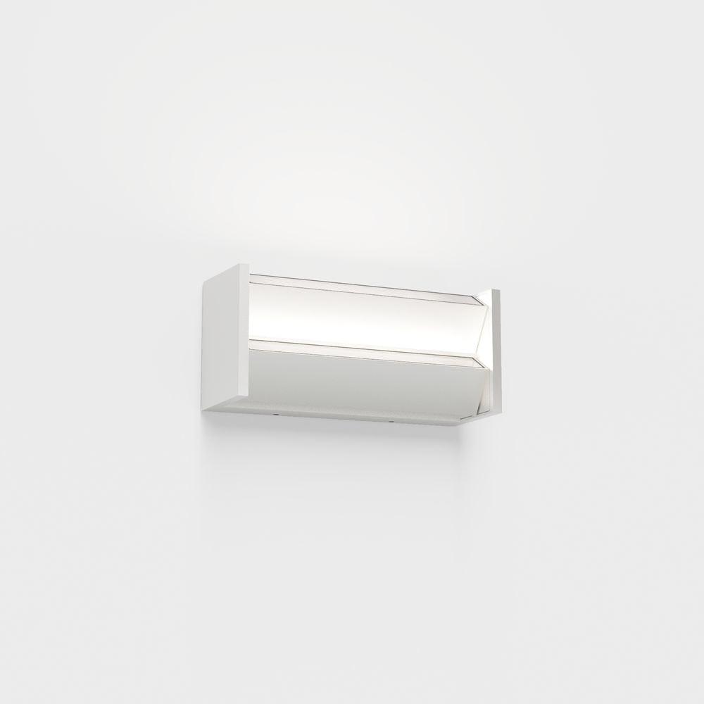 IP44.de LED-Außenwandleuchte Slat IP65 drehbar 16