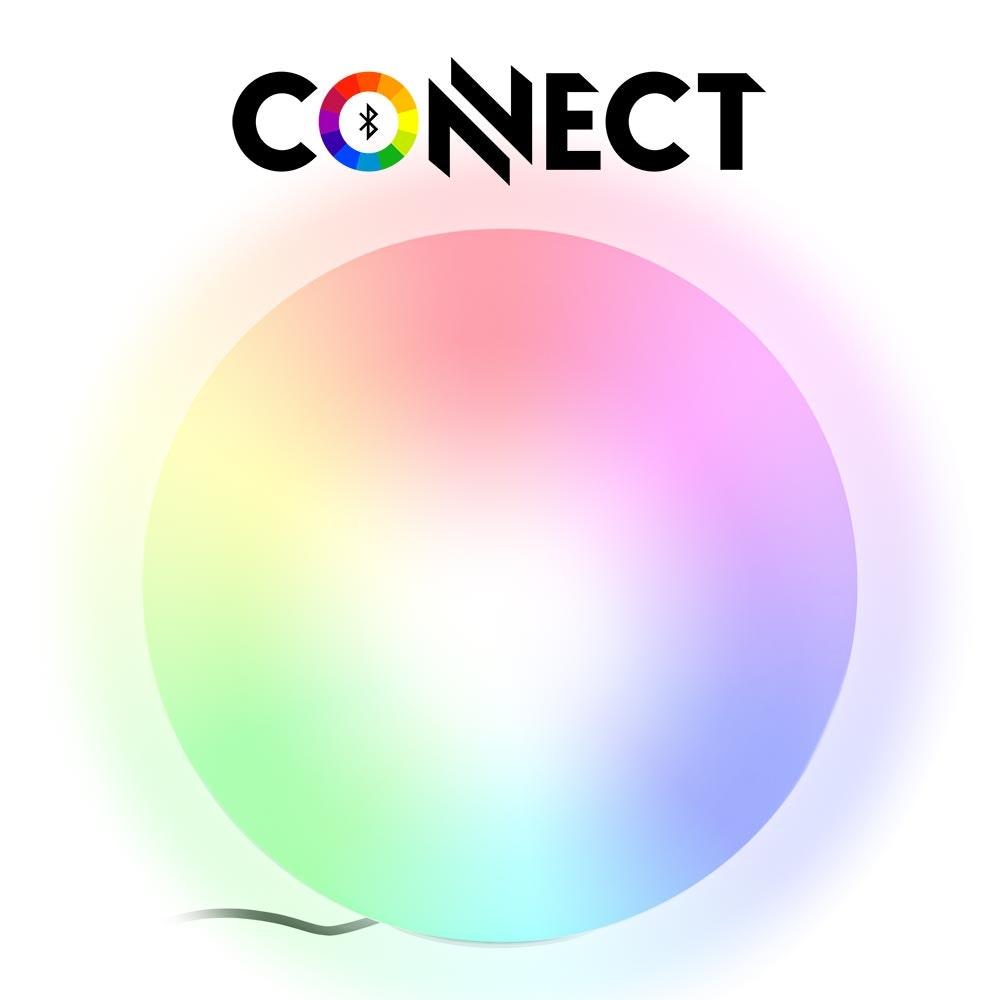 Connect LED Kugellampe Ø 50cm IP65 RGB + CCT