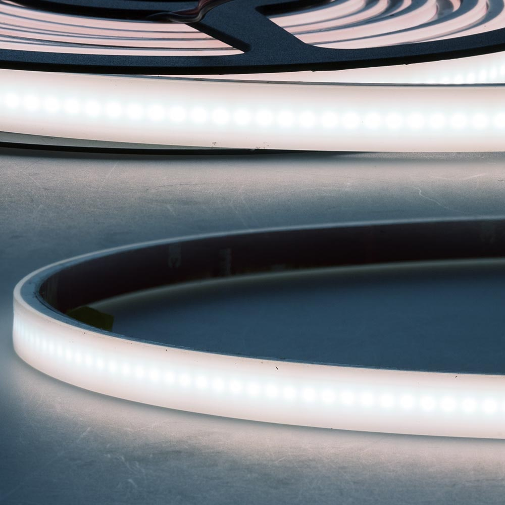 LED Strip Aqua 5m opal 10W 24V IP67 kaltweiß 1
