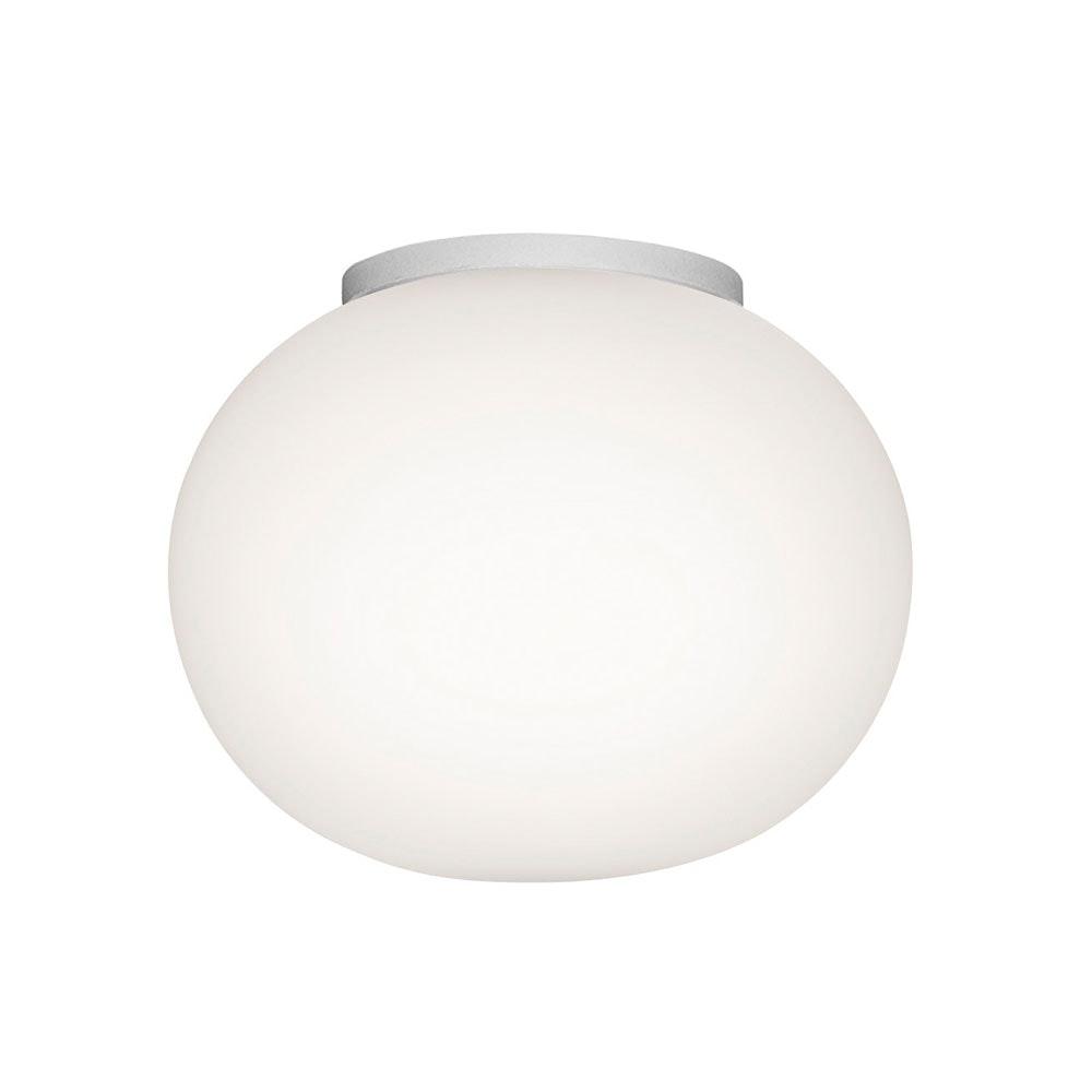 FLOS Glo-Ball C/W Zero Decken- oder Wandlampe Ø 19cm 2