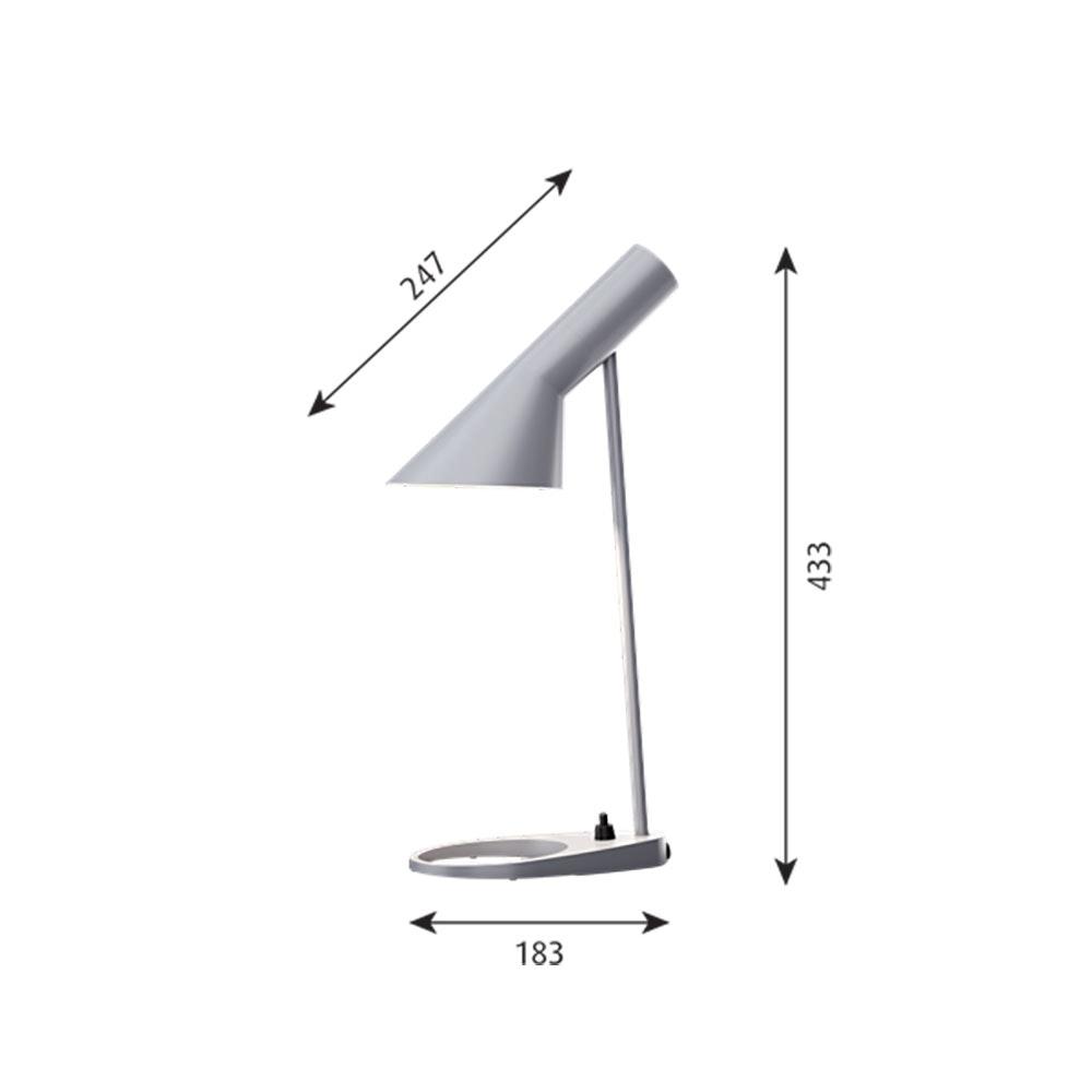 Louis Poulsen Tischlampe AJ Mini 21