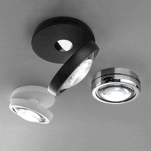 Studio Italia Design Nautilus LED Deckenlampe drehbar 1