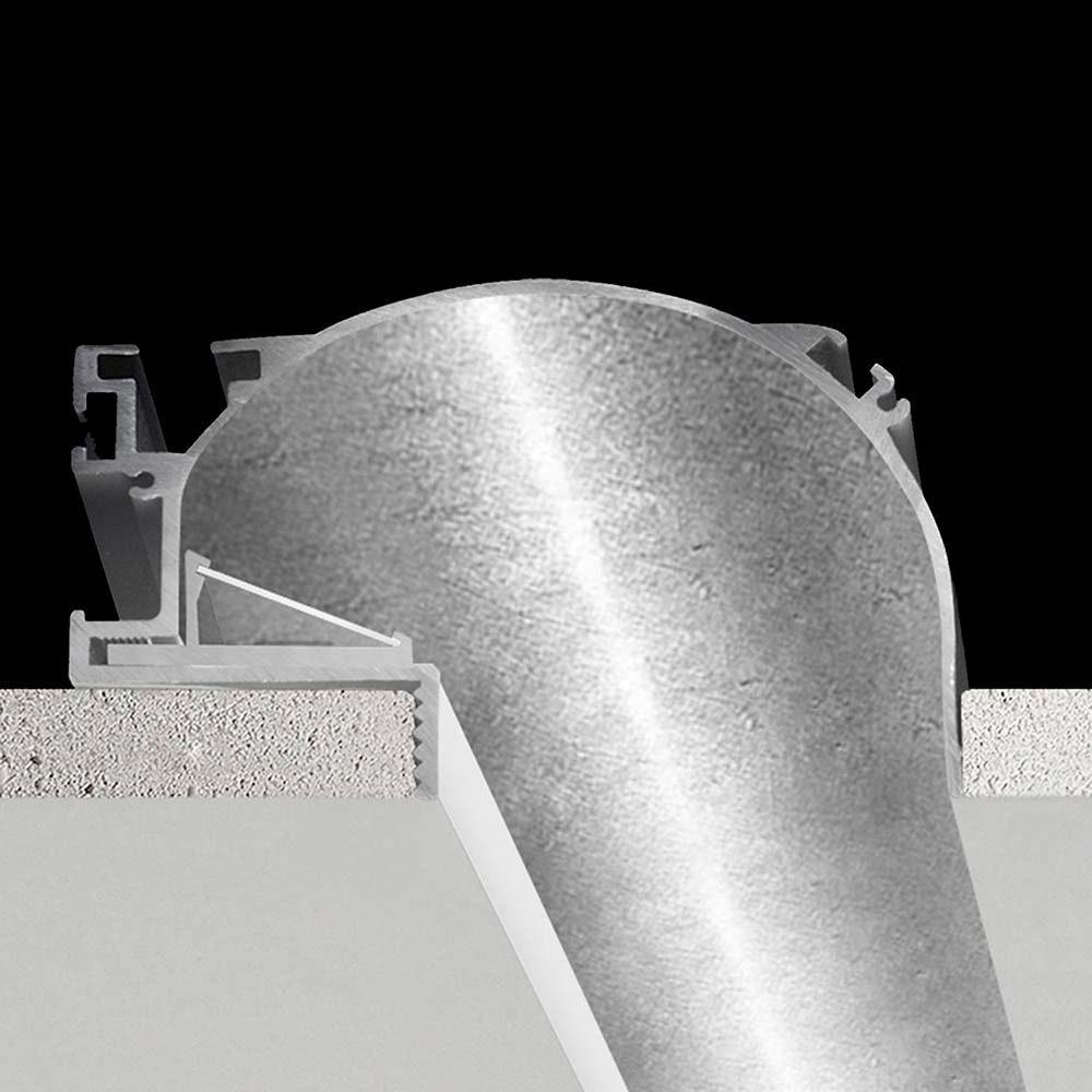 Panzeri Manhattan Einbauprofil für LED-Strips 1