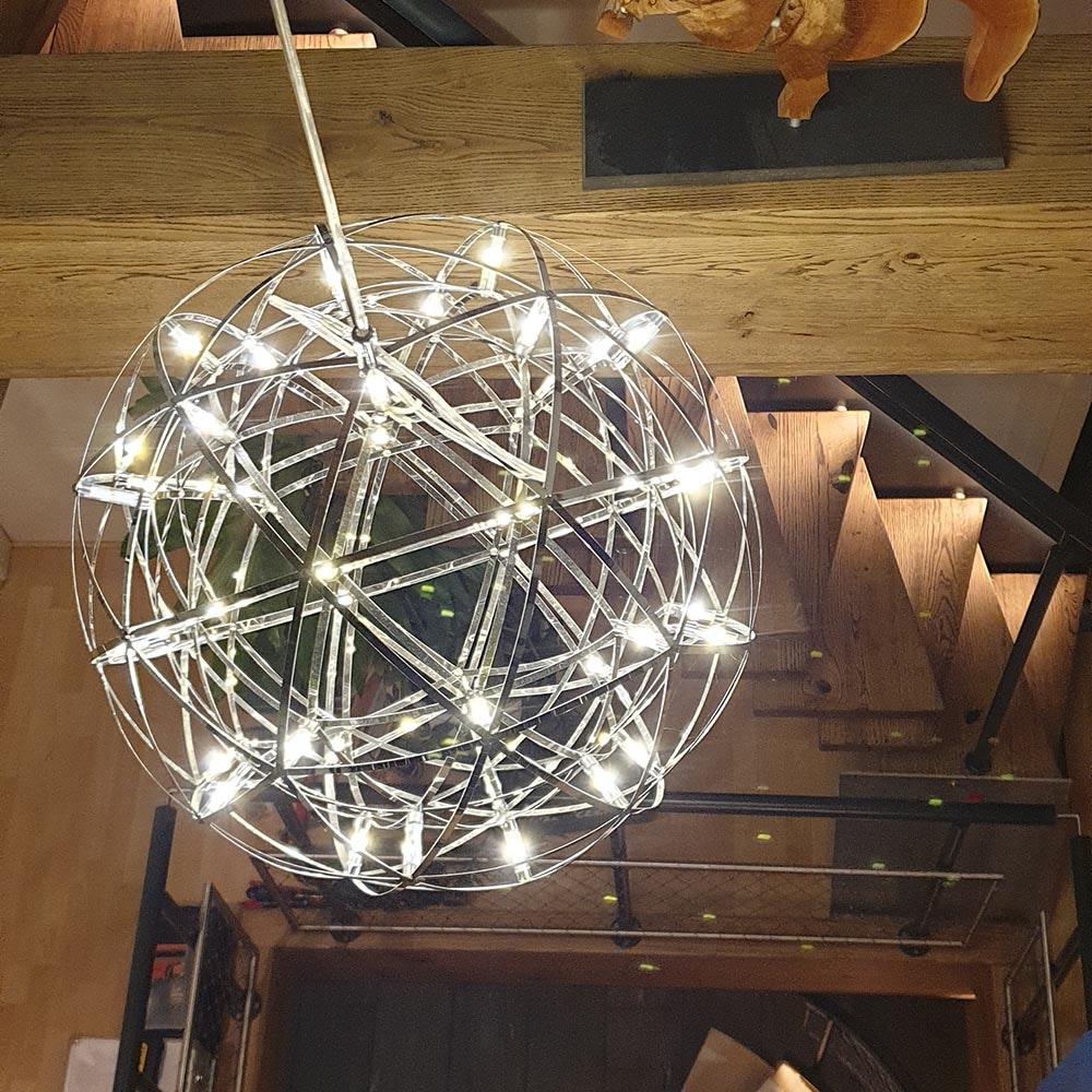 s.LUCE pro Atom 50 LED-Hängelampe Dimmbar 1