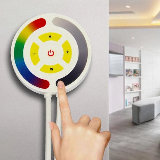 s.LUCE iLight Touch Schalter mit Controller Alexa Kompatibel für Strip RGB 2